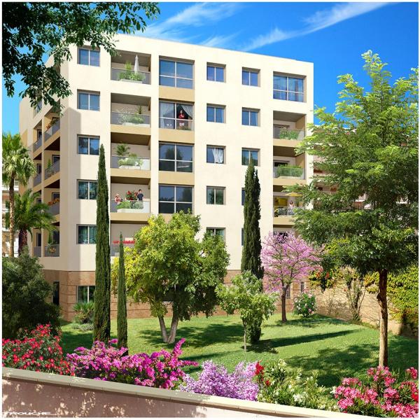 Programme neuf Appartement Juan les Pins 06160